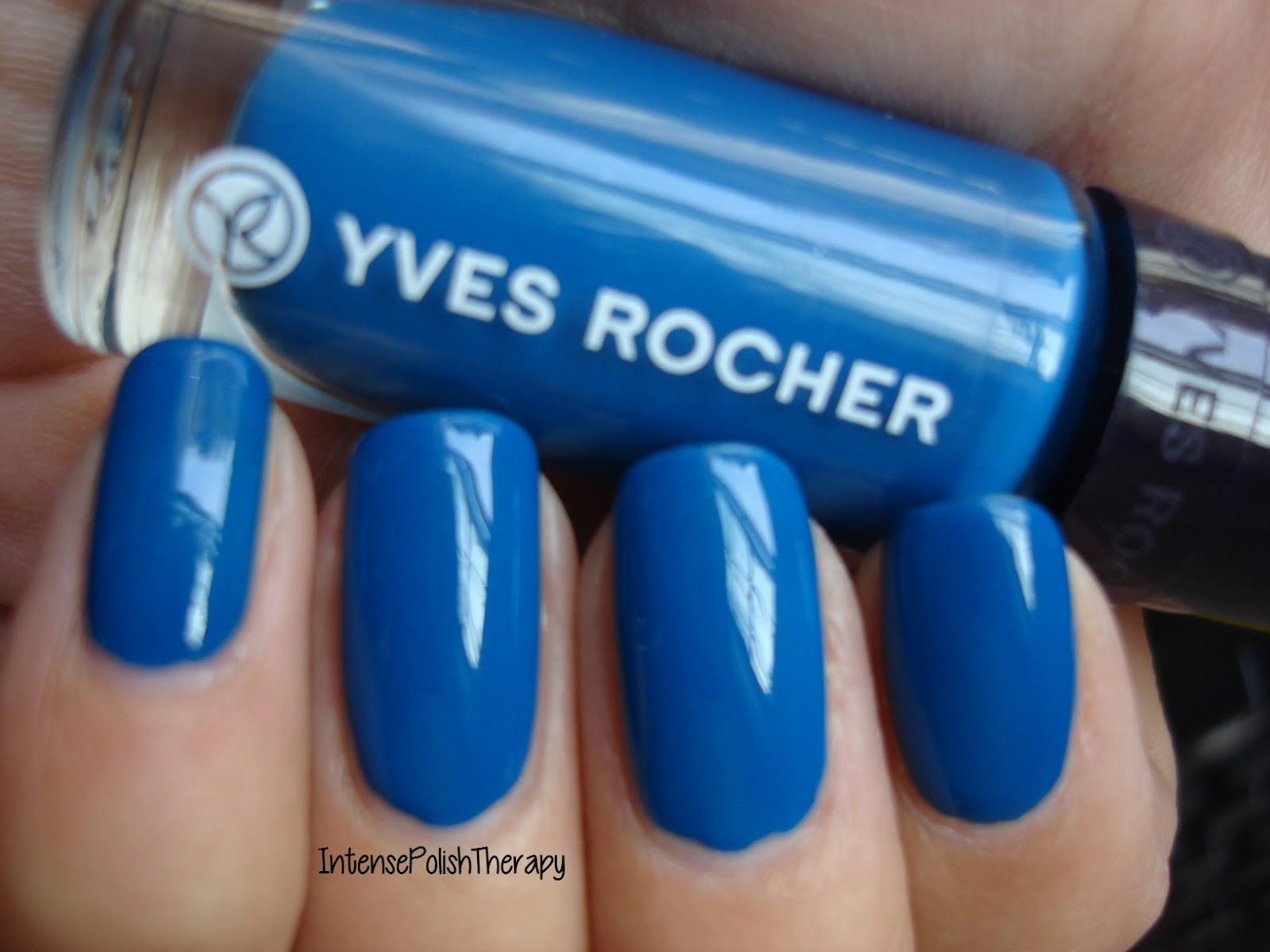 Yves Rocher - Bleu Océan - Blue Ocean