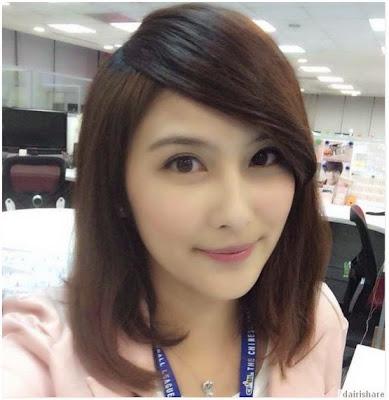 Penyampai Berita Wanita Cantik Dari Taiwan Jadi Viral Di Jepun