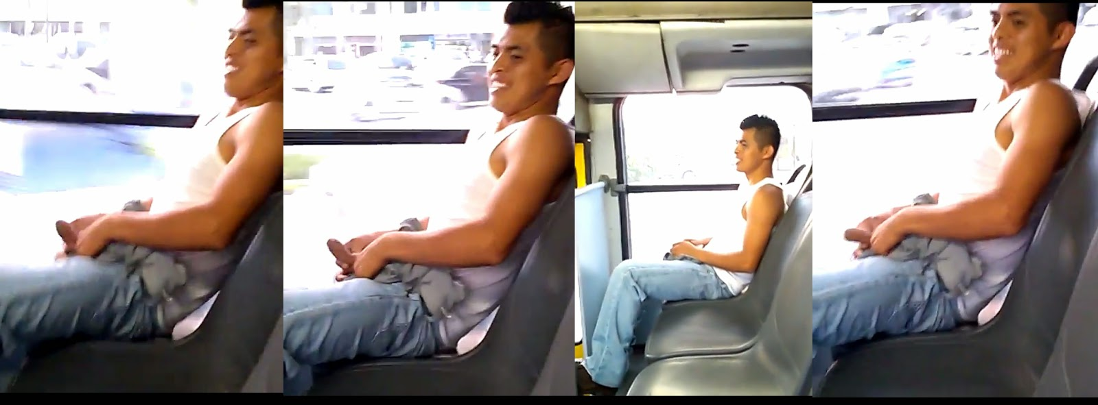 tubexposed straight guys exposed on the net@: caught jerking off in bus