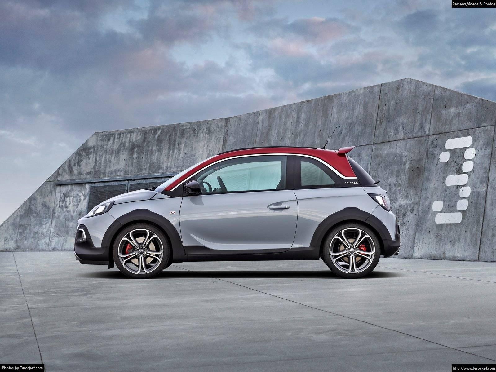 Hình ảnh xe ô tô Opel Adam Rocks S 2016 & nội ngoại thất