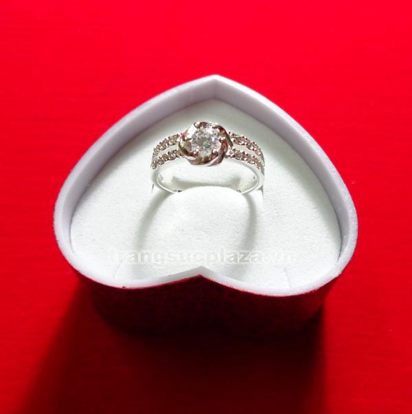 Nhẫn bạc nữ NN118