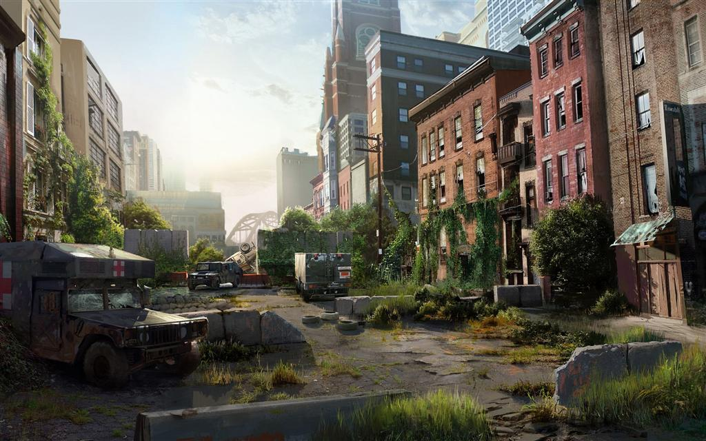 The Last of Us HD & Widescreen Wallpaper 0.601415936640564