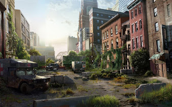 #9 The Last of Us Wallpaper
