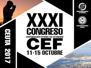 XXXI Congreso CEF 2017