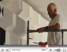 Juan Serrano - Proceso de trabajo. Vídeo