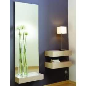 M nica dise os qu colores combinar en cada ambiente - Espejos grandes ikea ...