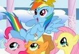 My Little Pony encuentra las diferencias