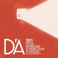 D'A - Festival de cine de autor de Barcelona 2011