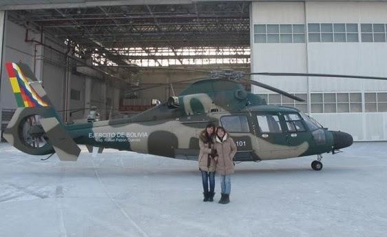helicóptero chino fabricado para bolivia