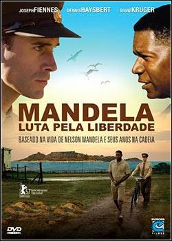 Filme Mandela Luta Pela Liberdade Dublado AVI DVDRip