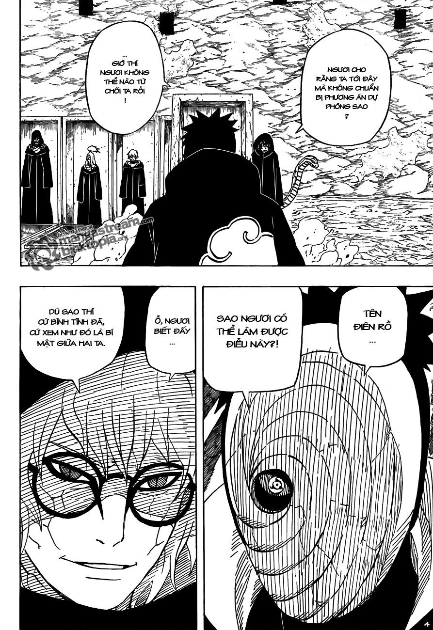 Naruto chap 490 Trang 4 - Mangak.info