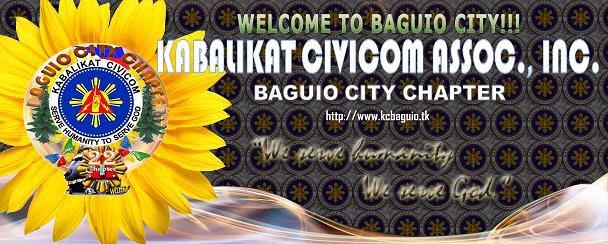 KABALIKAT CIVICOM - BAGUIO CITY (22) CHAPTER 143.96 Mhz