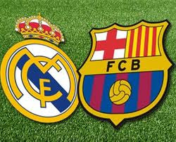 Barcelona vs Real Madrid (el derby)