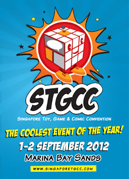 I am going to STGCC 2012