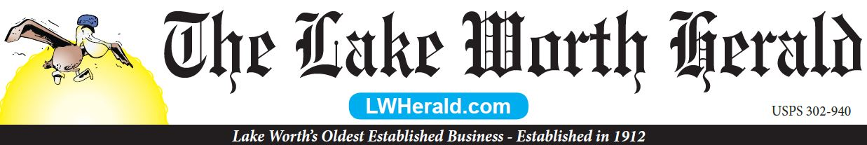 This week's Lake Worth Herald is online.