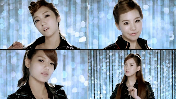 SNSD Mr. Taxi Split Screen Jessica Sunny Sooyoung Seohyun