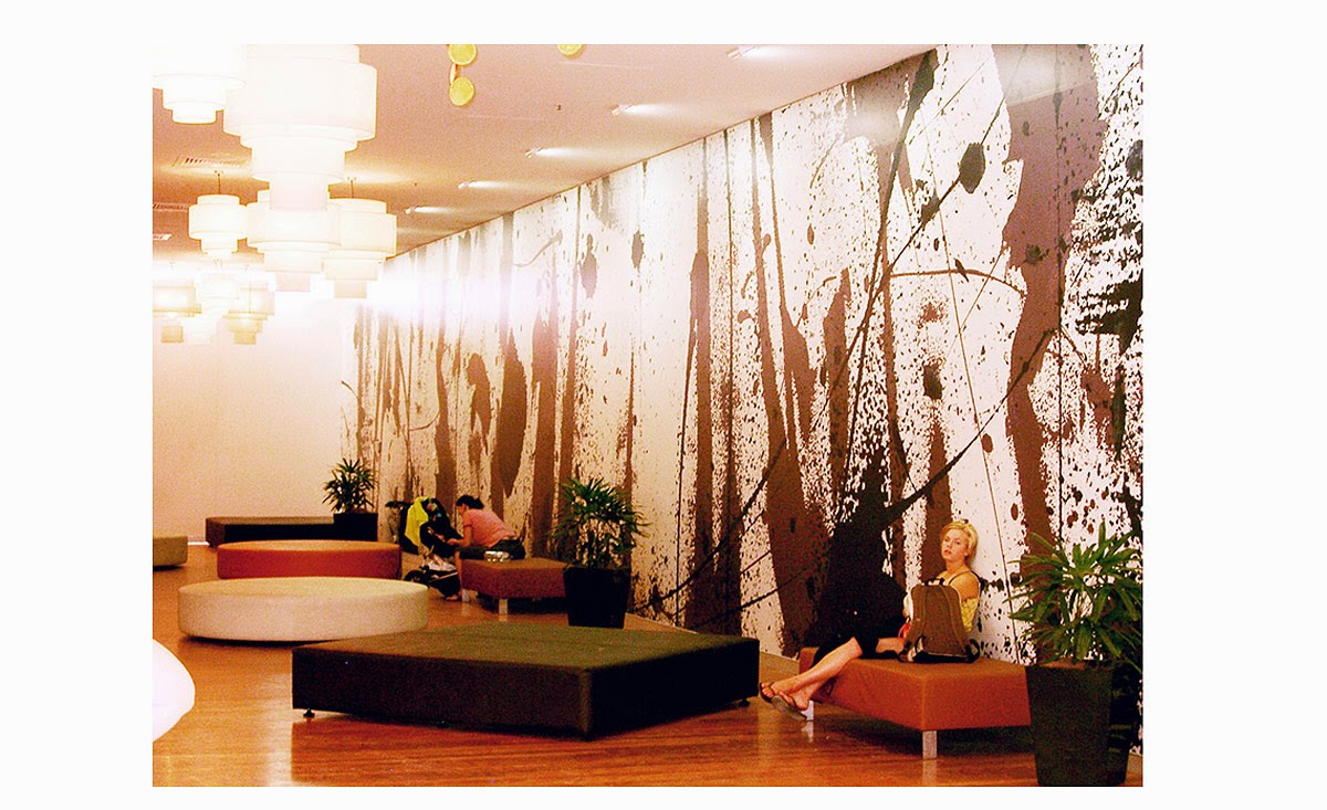 . How to enhance different interiors with custom wallpaper   Gusha