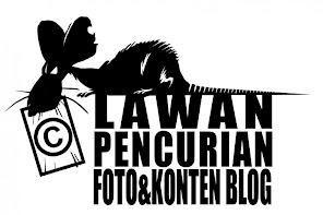Copas Foto & Isi blog tanpa ijin adalah perbuatan kriminal