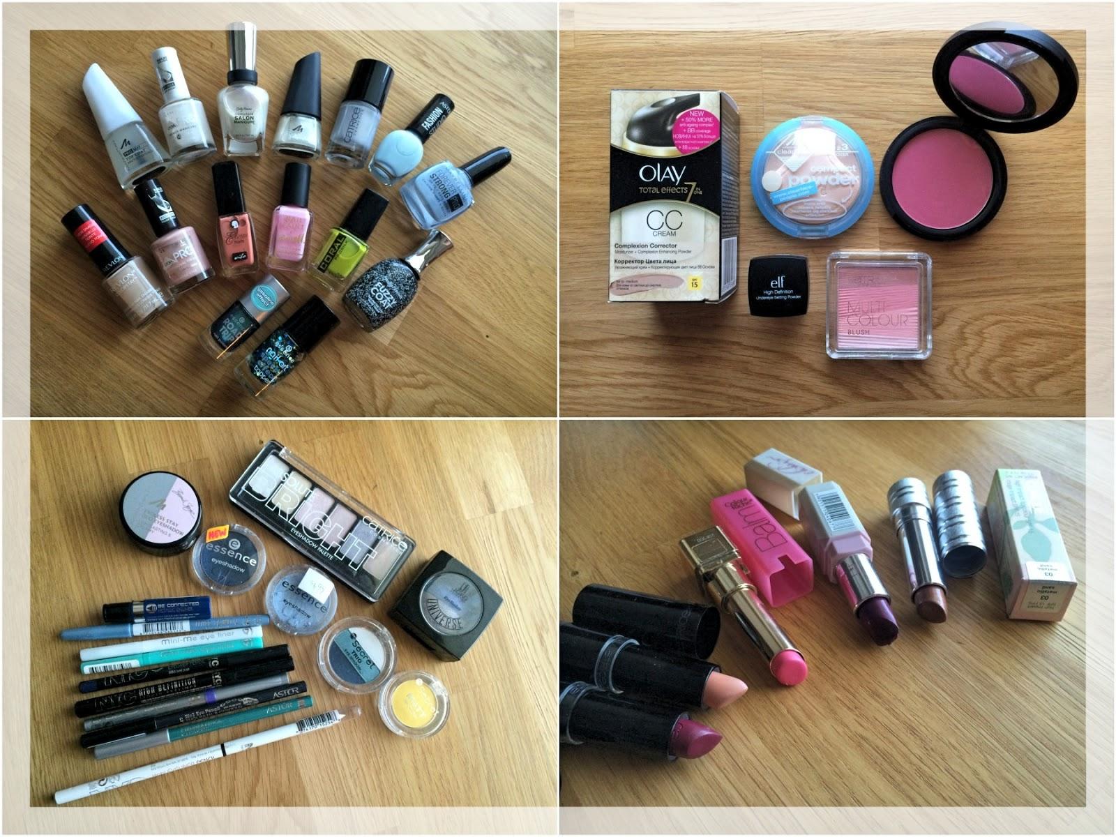 Kosmetyki szukają nowego domu, przygarnij je! – odsłona druga: kolorówka