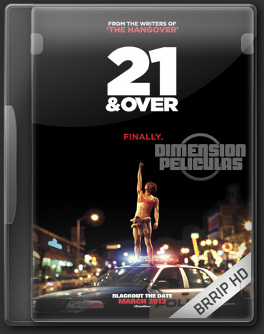 21 & Over (BRRip HD Inglés Subtitulada) (2013)