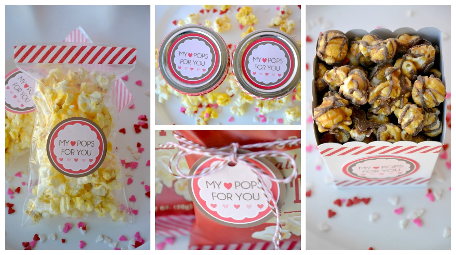 Crissy's Crafts: My Heart Pops For YOU: 4 EASY Valentine's Party