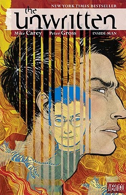 The Unwritten: Inside Man (vol. 2) by Mike Carey & Peter Gross