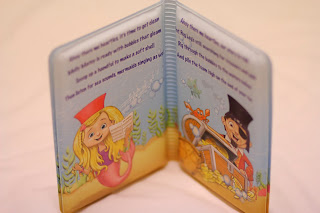 Matey Bath Book