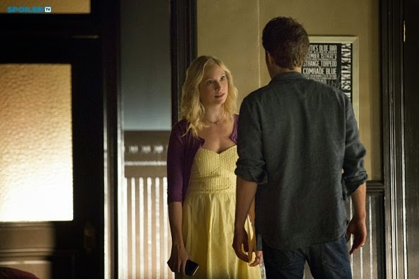 The Vampire Diaries - Do You Remember the First Time? - Review