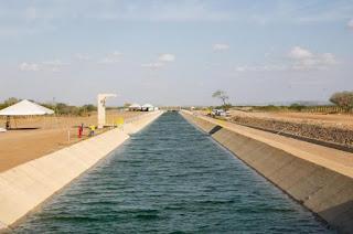 'A gente sonhava com a chegada da água há muitos anos', diz Inhapiense