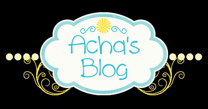 acha's blog