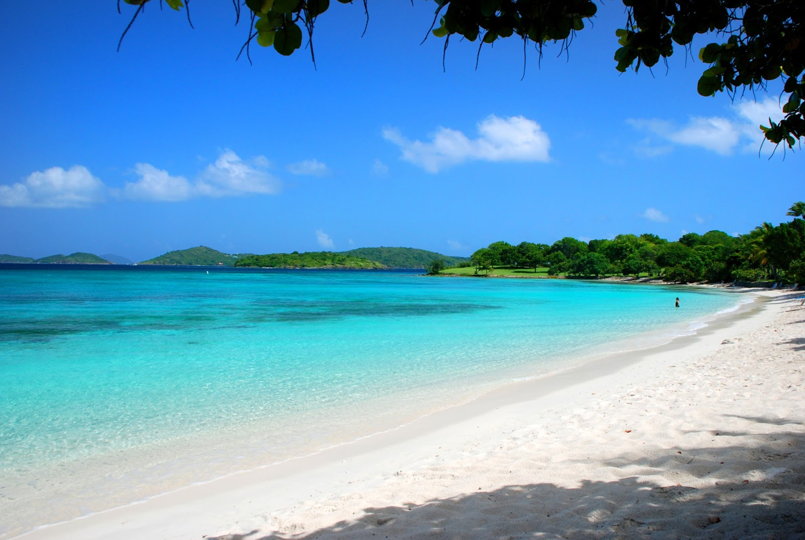 St john best island to spend vacations 2013 world for Top us beach vacations