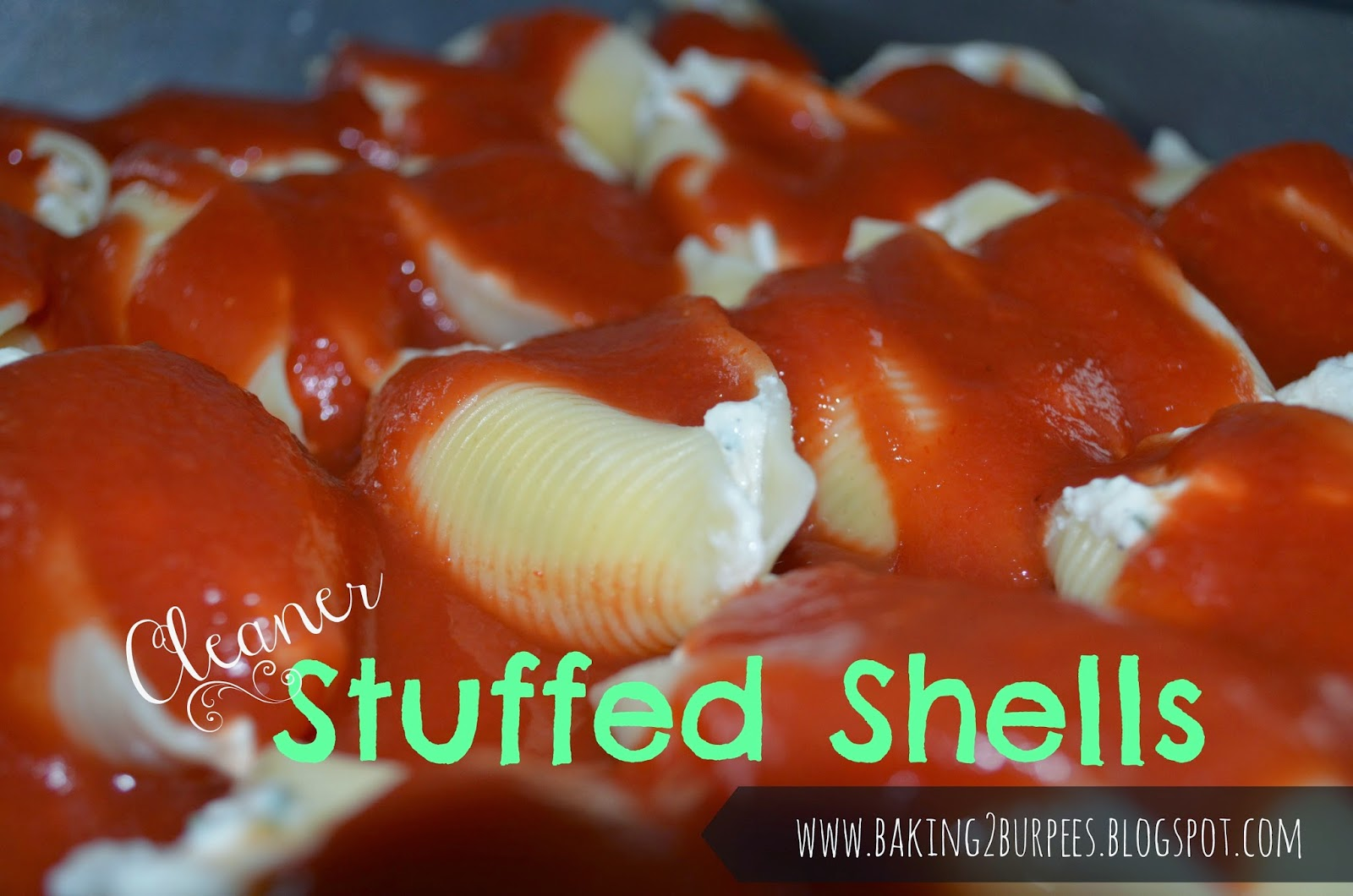 Erin Traill, diamond beachbody coach, clean stuffed shells, healthy recipe, clean eating pasta, dramatic weight loss