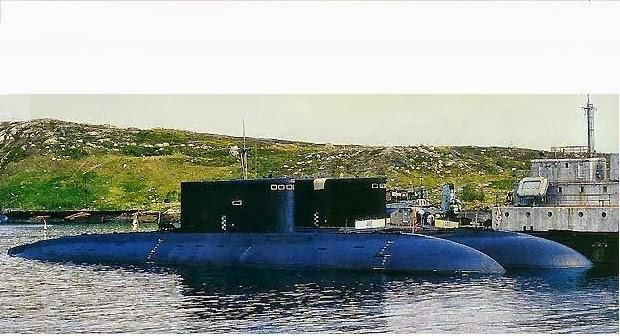 Angkatan Laut Batal Beli Kapal Selam Bekas dari Rusia