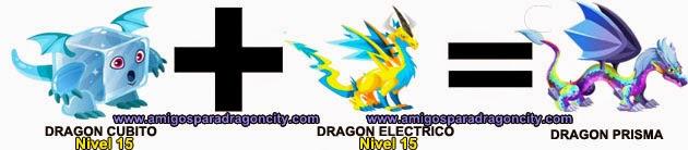 como hacer el dragon prisma de dragon city formula 1