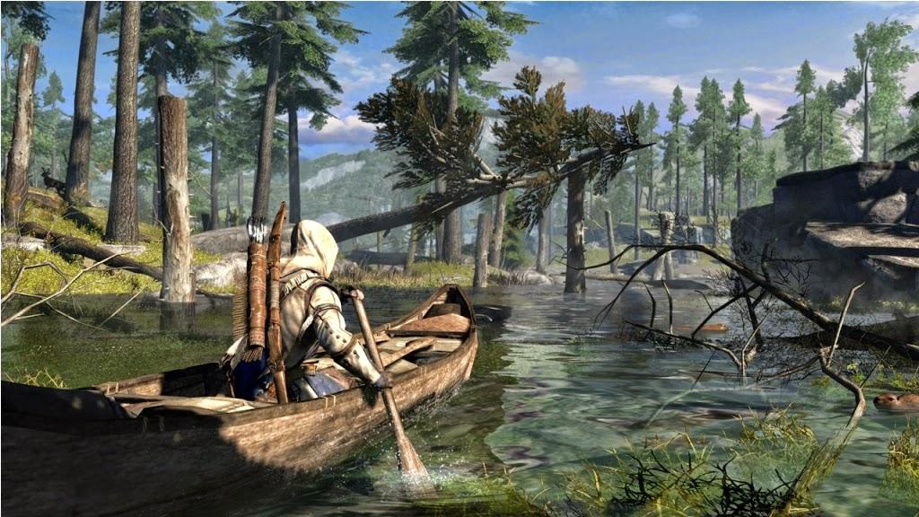 Assassins Creed III Screenshot