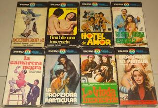 vhs de colección cine de culto bizarro