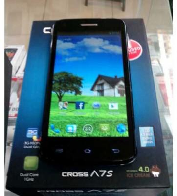 Cross A7S, Smartphone Layar IPS 4.5 inci Dual Core 3G Rp1 Jutaan