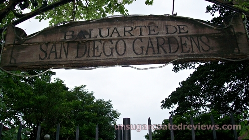 Baluarte de San Diego Gardens