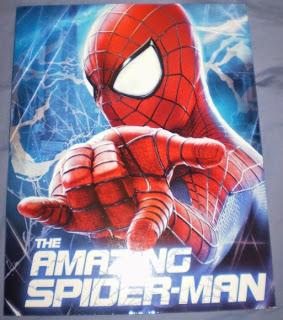 Front cover of Amazing Spider-Man portfolios 2014 edition #3