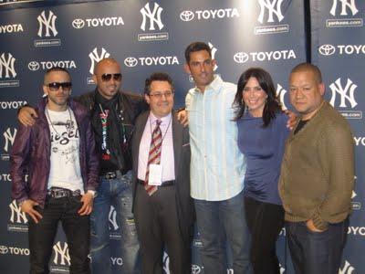 Wisin & Yandel ayudan a Jorge Posada contra los casos de Craneosinostosis