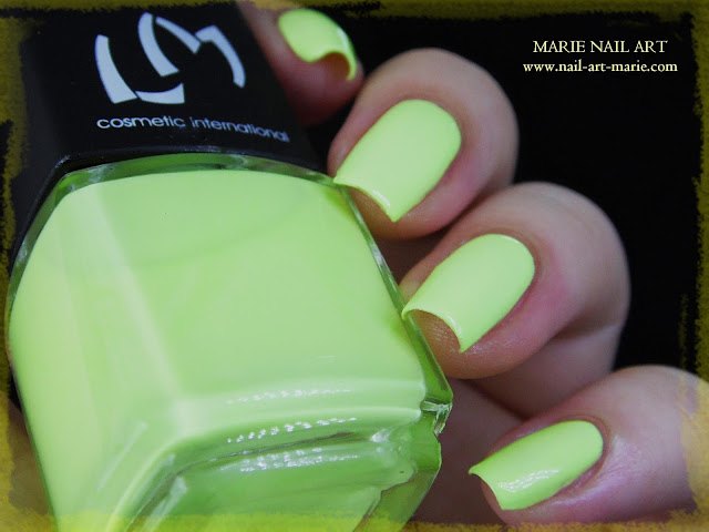 LM Cosmetic Yellow Popsicle1