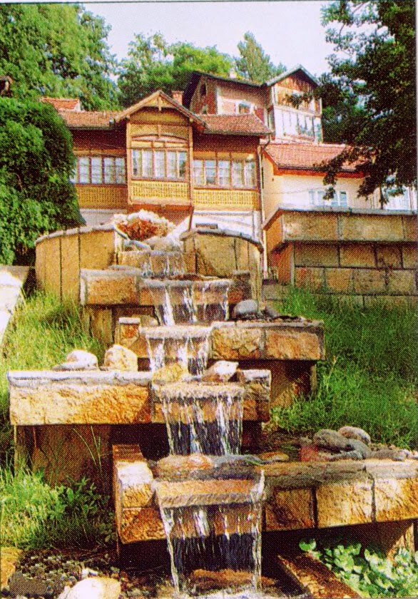 Курорт Сербии