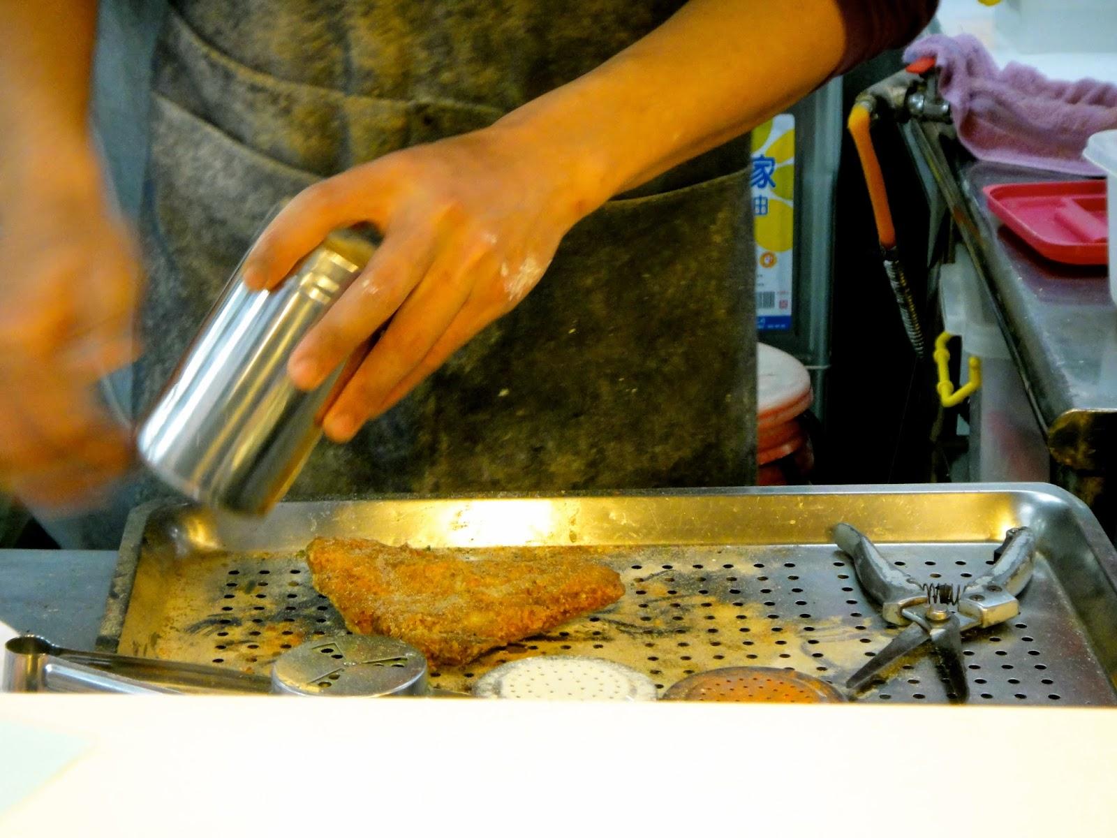 Shilin fried chicken that piss Taiwan