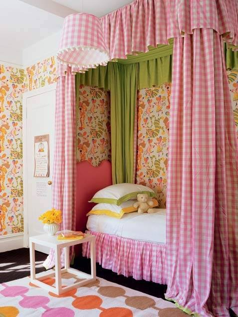 Dise o de dormitorios infantiles para ni as decoraci n - Diseno para dormitorios ...