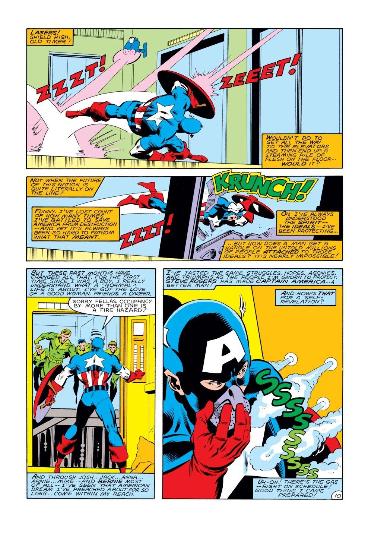 Captain America (1968) Issue #289 #205 - English 11