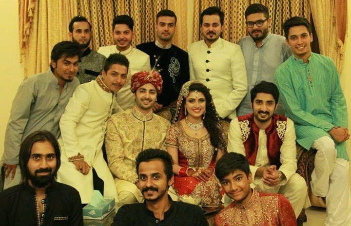 Ayeza khan walima pictures photos with danish taimoor 171 daily jobs