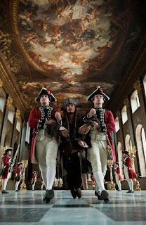 Pirati dei Caraibi: oltre i confini del mare - Jack Sparrow