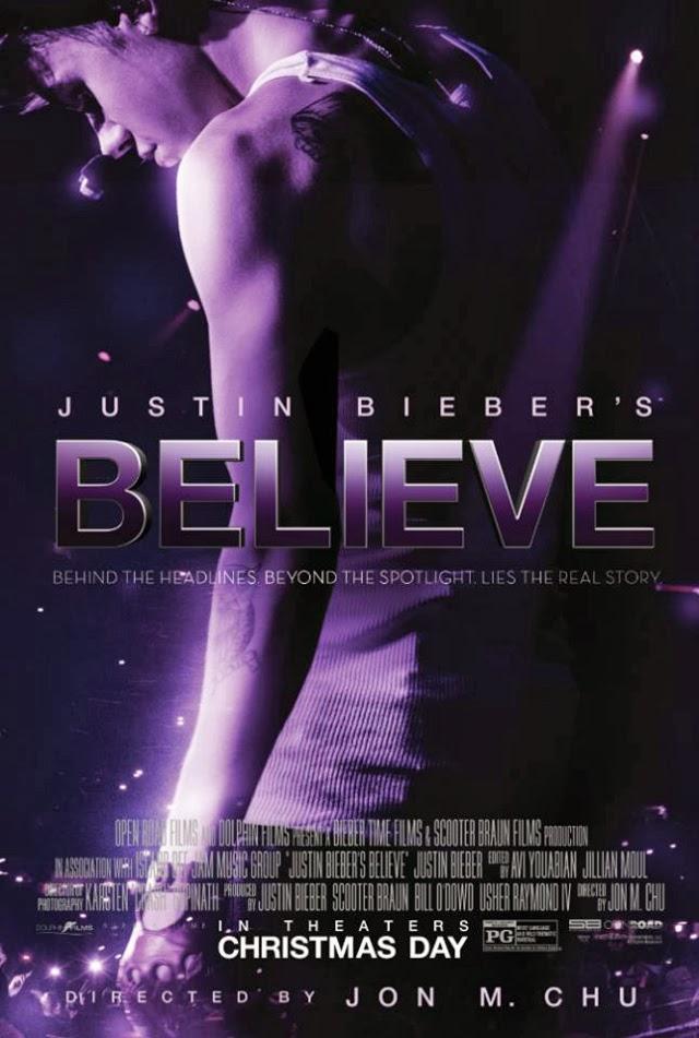 La película Justin Bieber's Believe