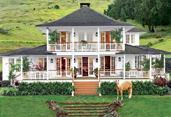 Oprah's Hawaii Home