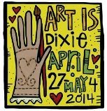 Teaching Art is You Dixie